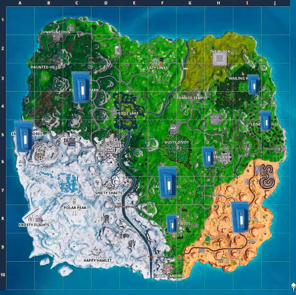 Карта Звонок