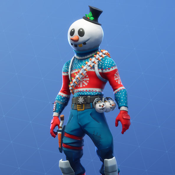 Снегобой