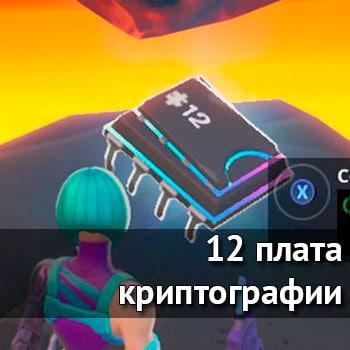12 плата