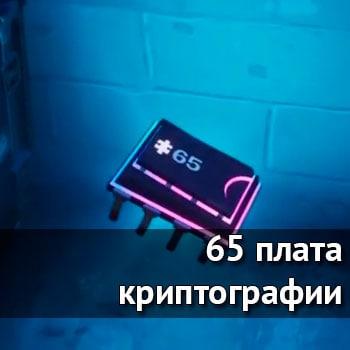 65 плата