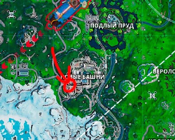 Карта 51
